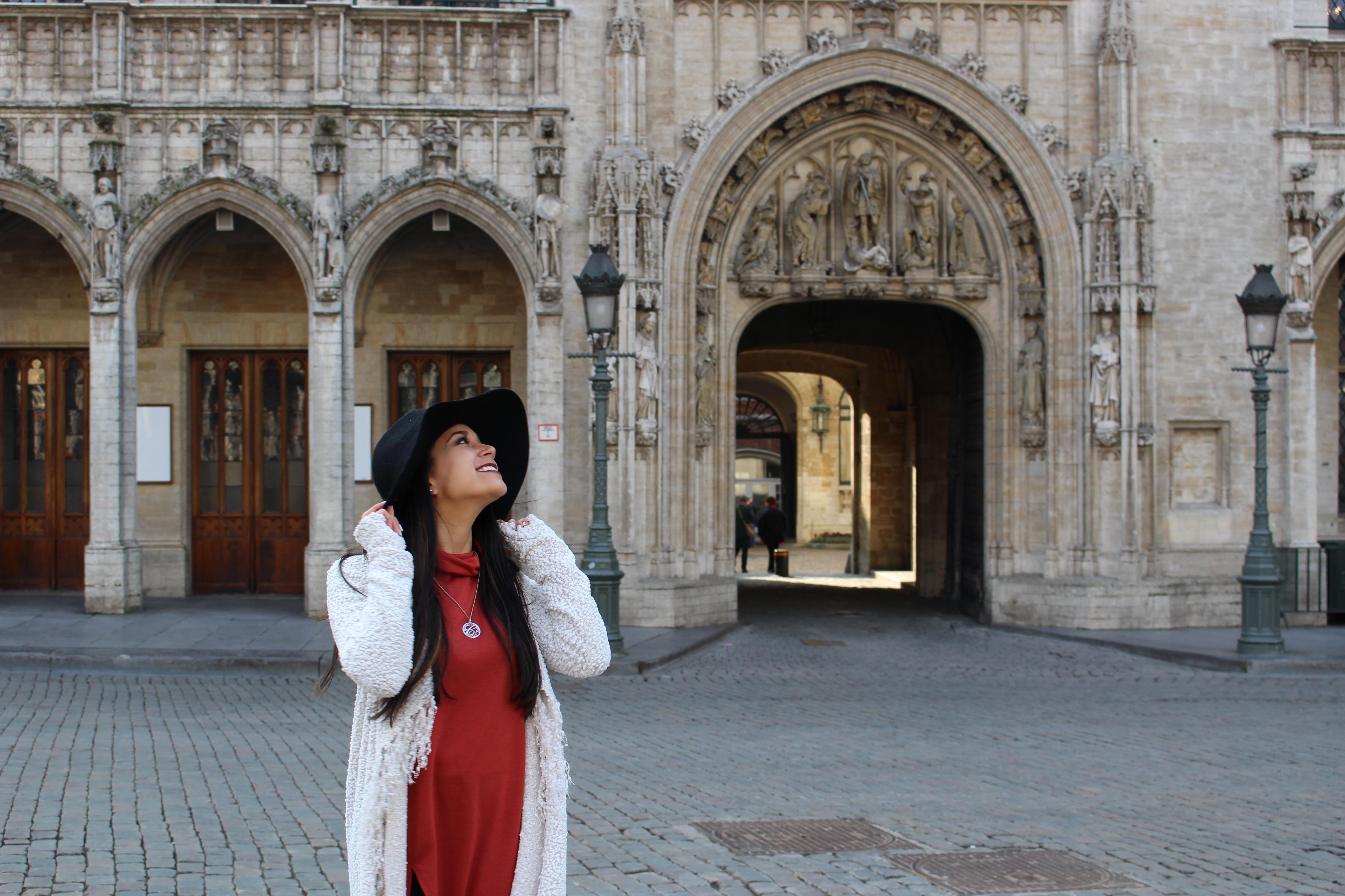 A Quick Trip To Belgium